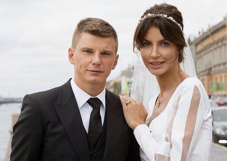 Жена Андрея Аршавина: «Я непростила измену и подаю на развод»