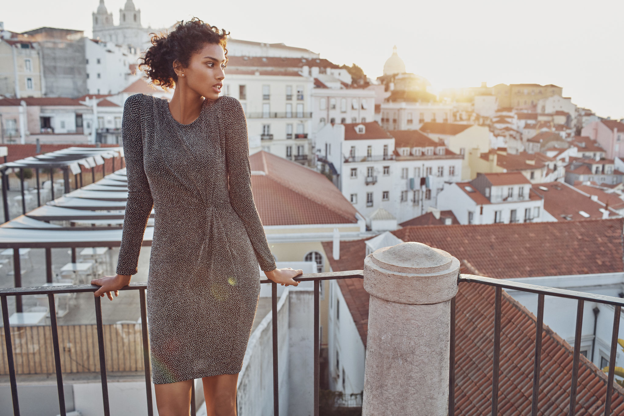 Вещь недели: платье-чулок