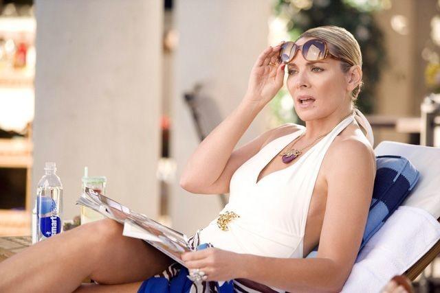 Ким Кэттролл сожалеет, что не родила детей из-за «Секса в большом городе»