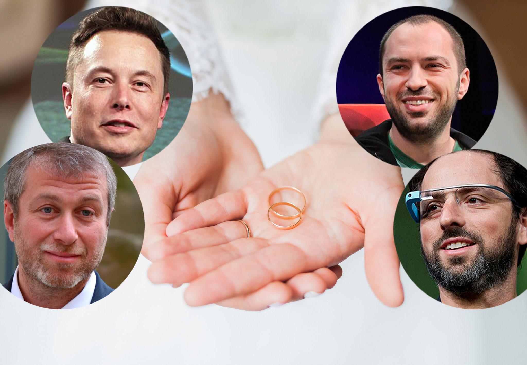 Женихи на миллиард: самые завидные богатые холостяки