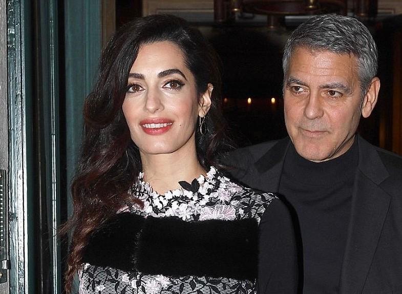 Джордж Клуни о детях: «Это довольно весело и добавляет сумасшествия»