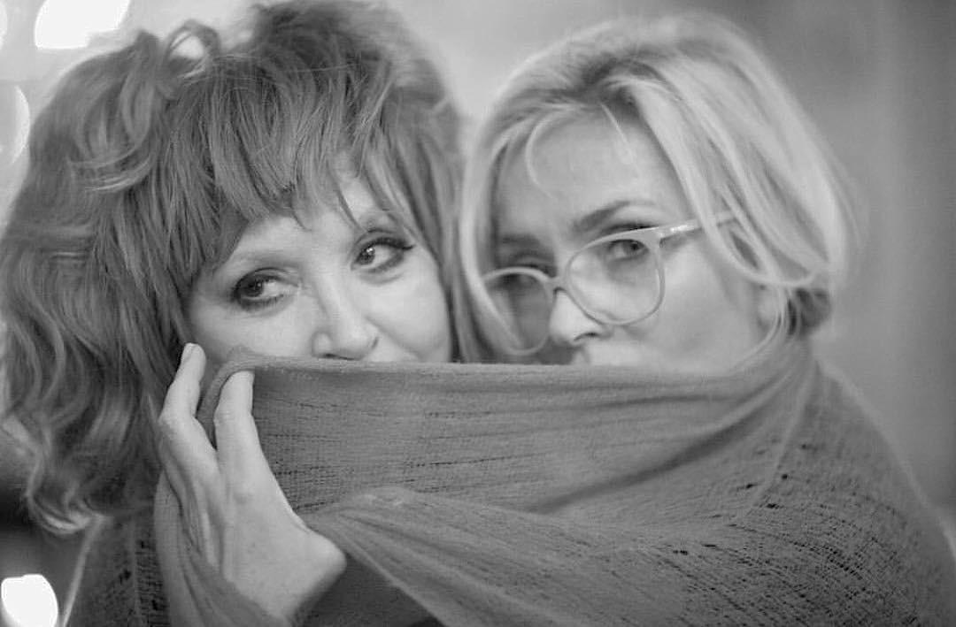 Алла Пугачева и Лайма Вайкуле показали юмористическое видео
