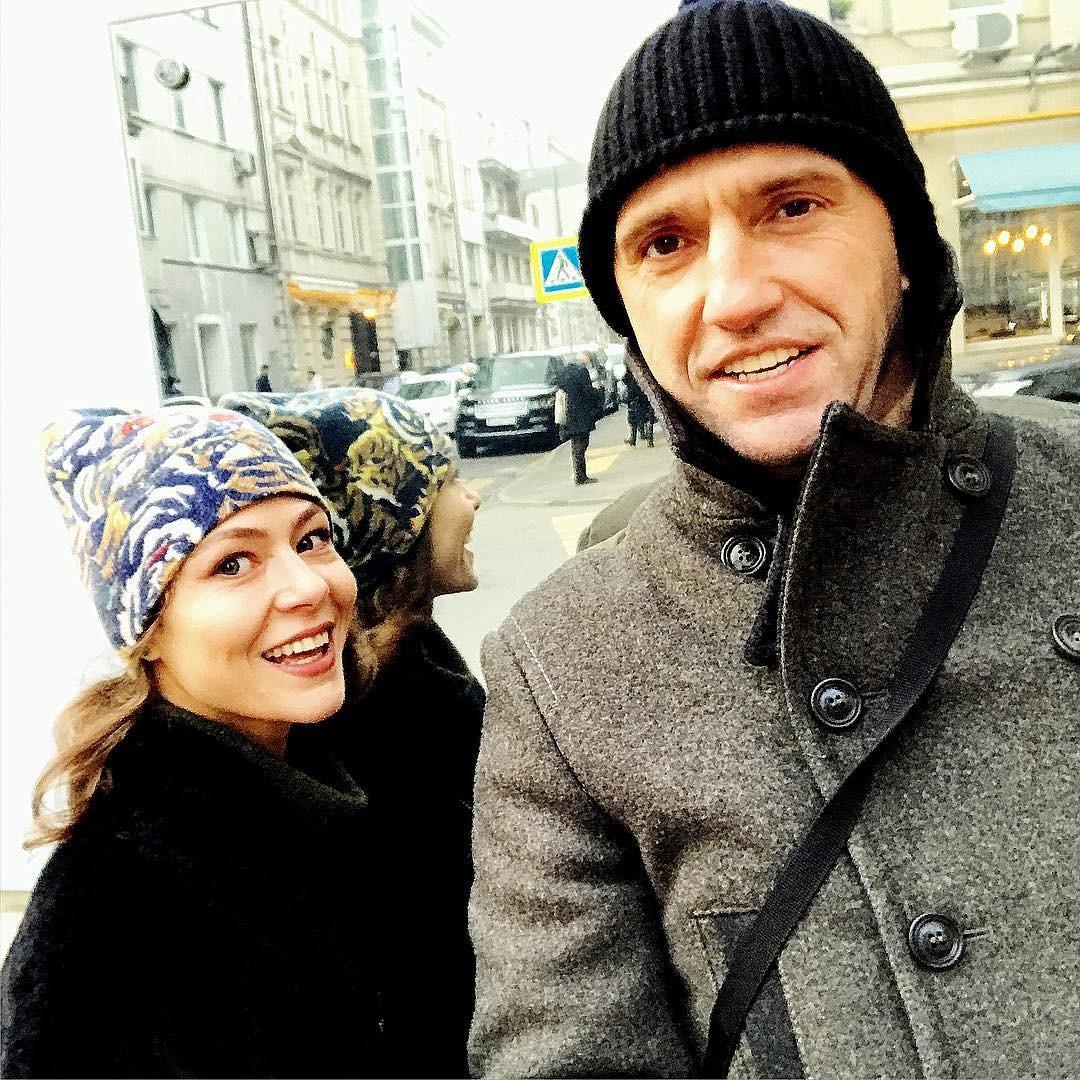 СМИ: Елена Лядова и Владимир Вдовиченков ждут ребенка