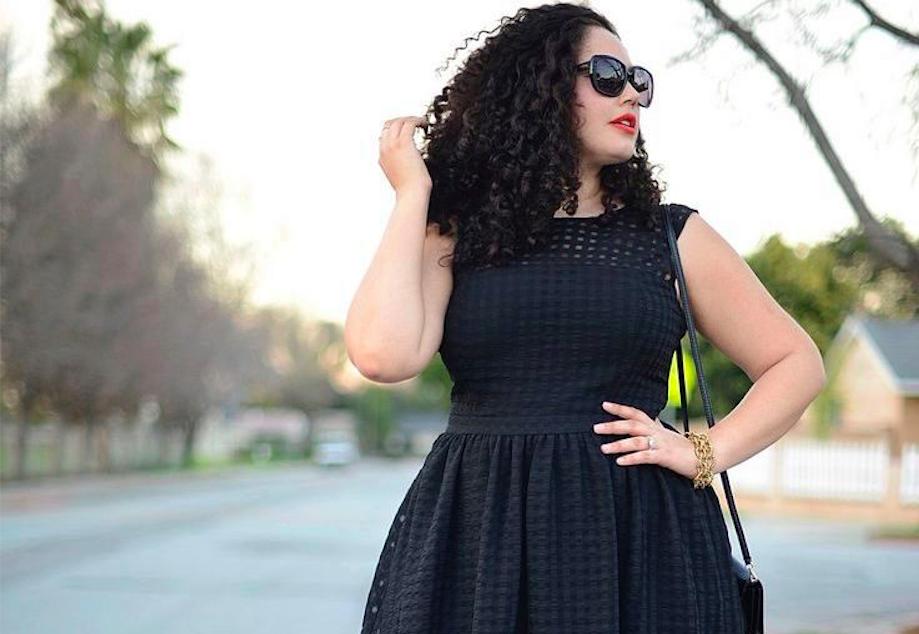 Вопрос стилисту: какие платья подойдут женщинам с формами?