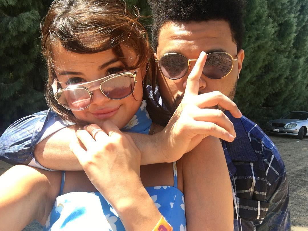 Селена Гомес рассталась с The Weeknd ради Джастина Бибера?