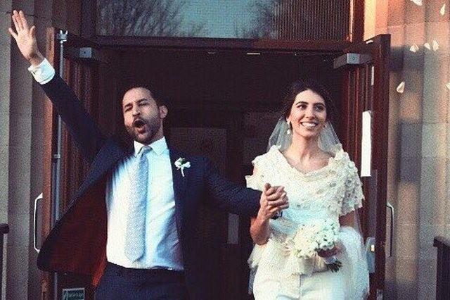 Старшая дочь Валерия Меладзе отпраздновала свадьбу
