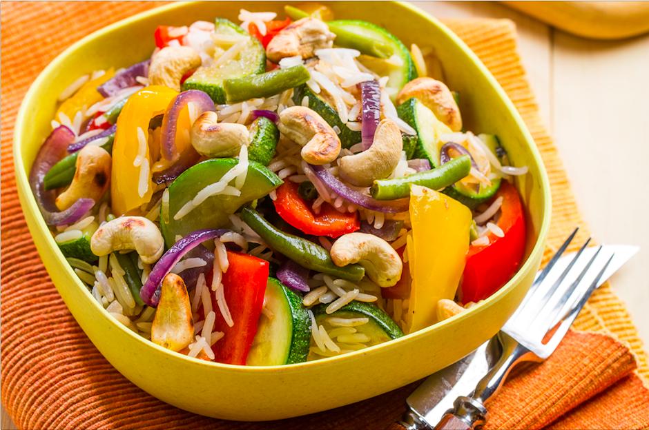 15 рецептов блюд для веганов, которые можно приготовить за 15 минут