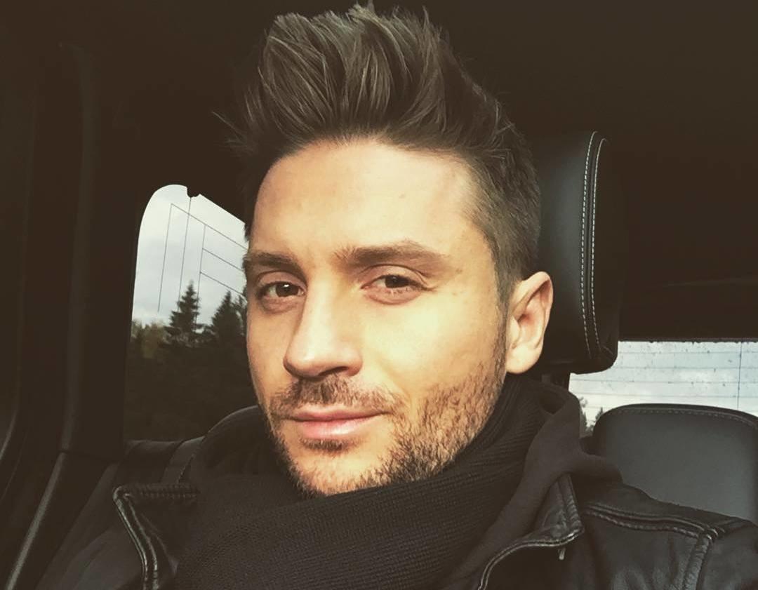 Сергей Лазарев: «Я очень скучаю по сыну»