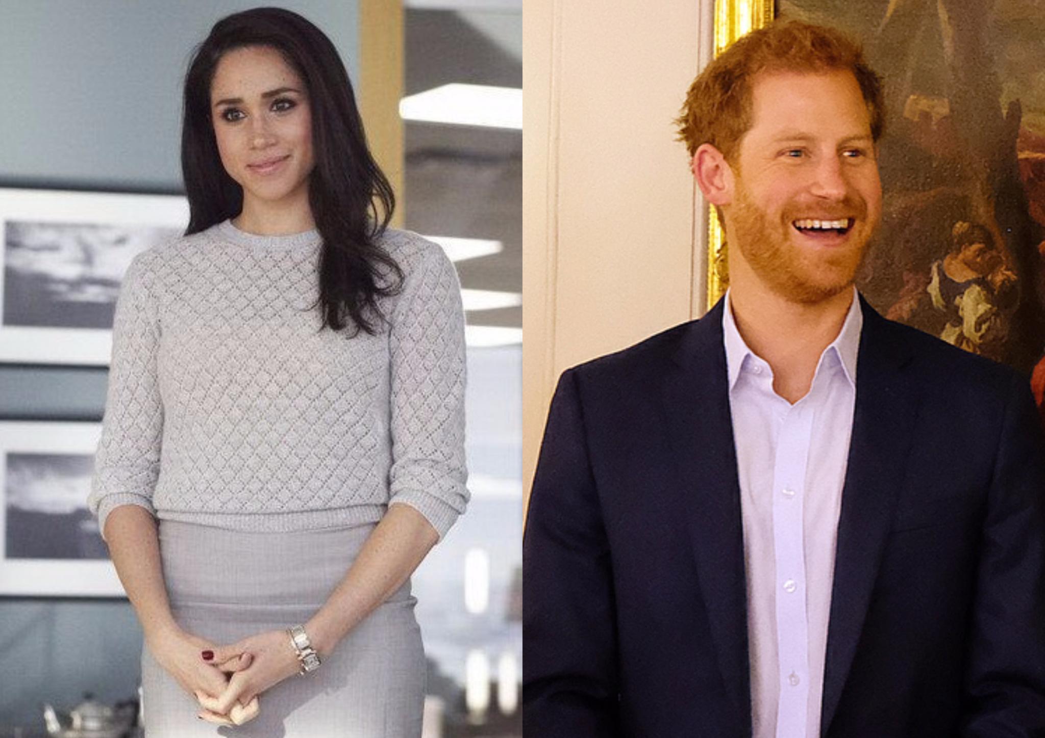 Свершилось: принц Гарри и Меган Маркл объявили о помолвке