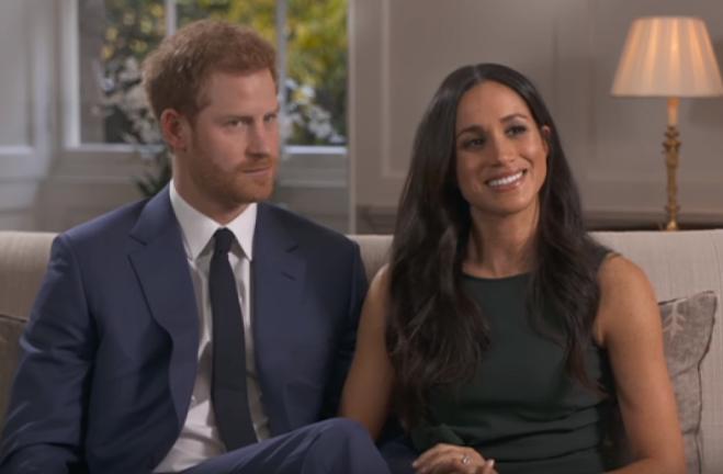 Королевский подарок: что известно о помолвочном кольце Меган Маркл?