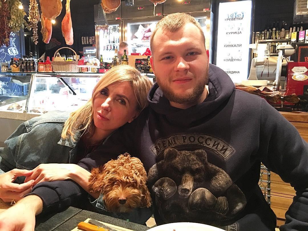 Светлана Бондарчук поделилась архивными фото сына и бывшего мужа