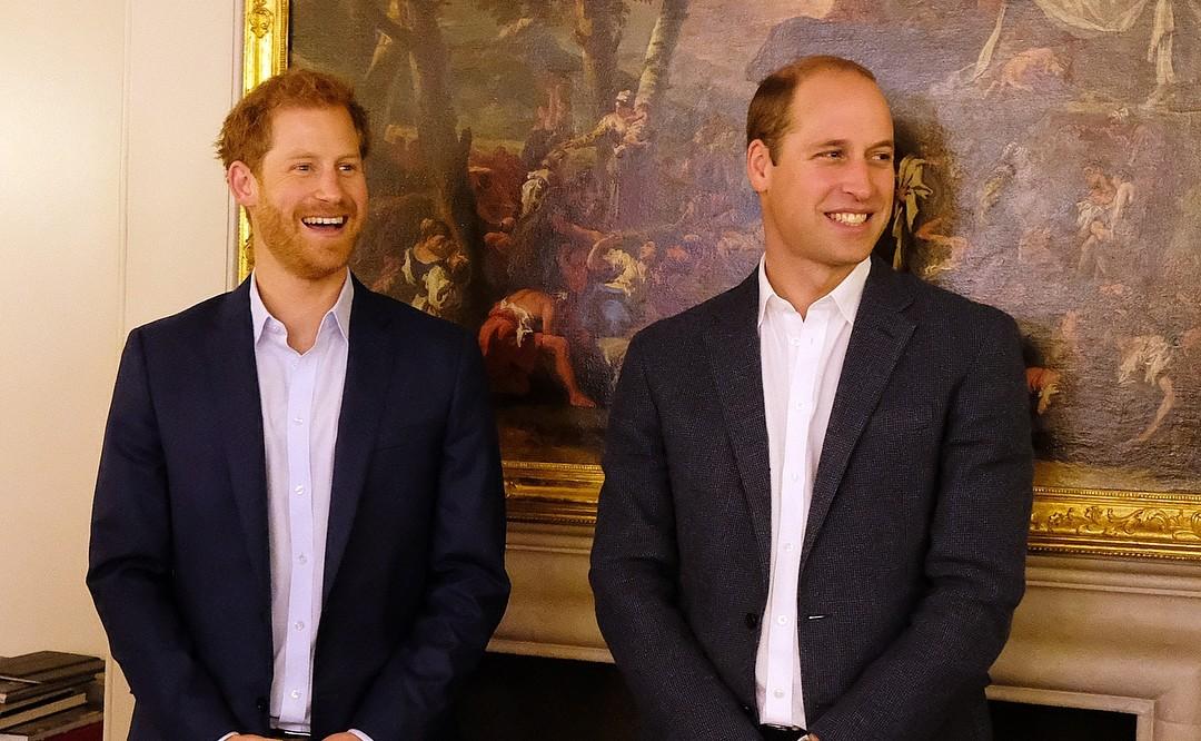 Принц Уильям пошутил о грядущей свадьбе младшего брата