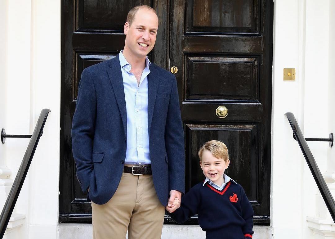 Принц Джордж заказал себе необычный подарок на Рождество