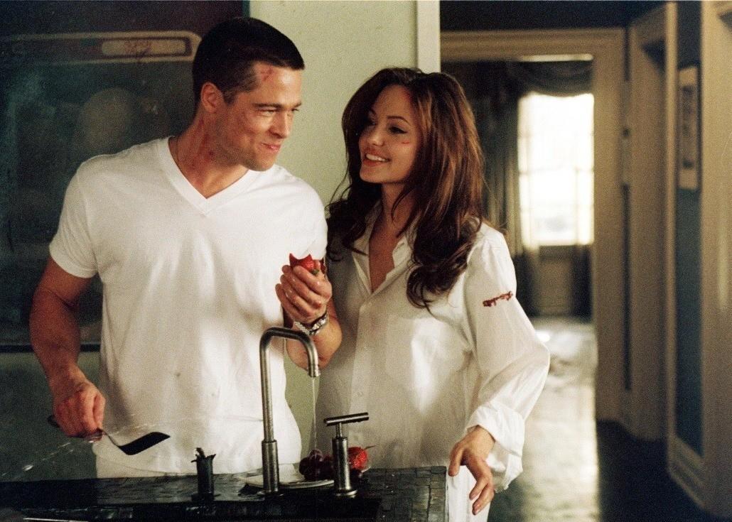 Анджелина Джоли и Брэд Питт планируют провести Рождество вместе