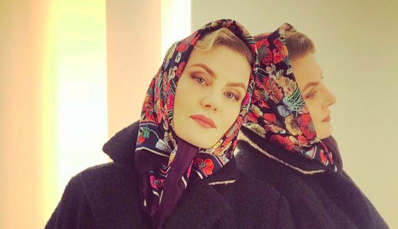 Рената Литвинова примерила БДСМ образ