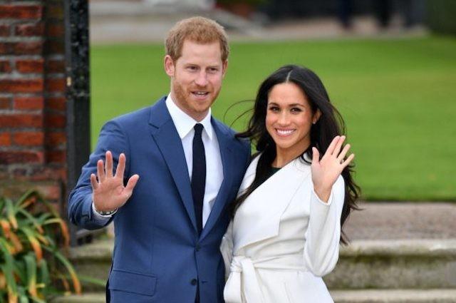Стала известна дата свадьбы принца Гарри и Меган Маркл