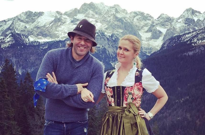 Жена Андрея Малахова похвасталась идеальной фигурой через месяц после родов