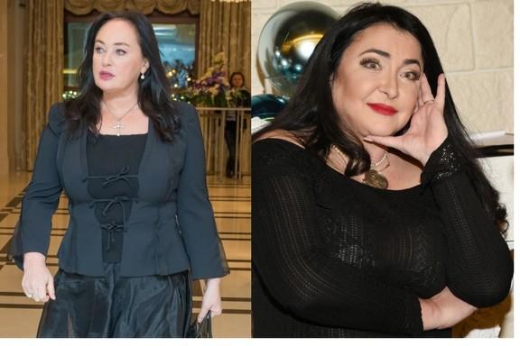 Лариса Гузеева, Лолита и другие звезды, которые отказались худеть
