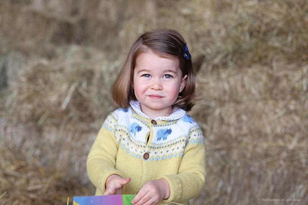 Садик на миллион: сколько стоит учеба принцессы Шарлотты?