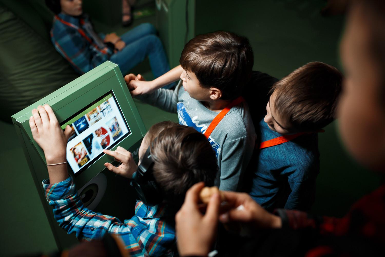 В Москве открылась первая киностудия для детей