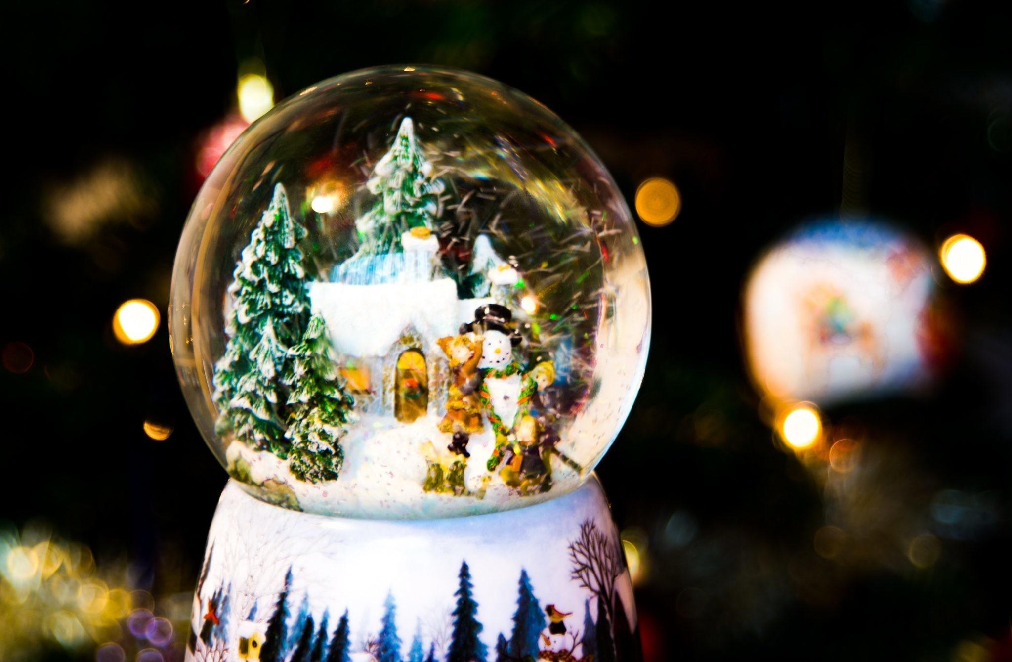 4 идеи, как встретить Новый год за городом