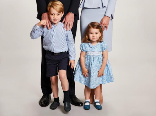 Как принц Джордж и принцесса Шарлотта отметят Рождество?