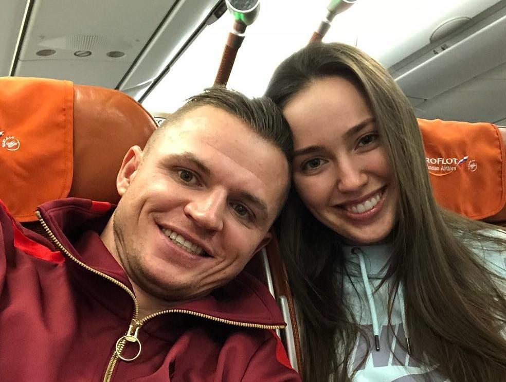Официально: Дмитрий Тарасов сделал предложение Анастасии Костенко
