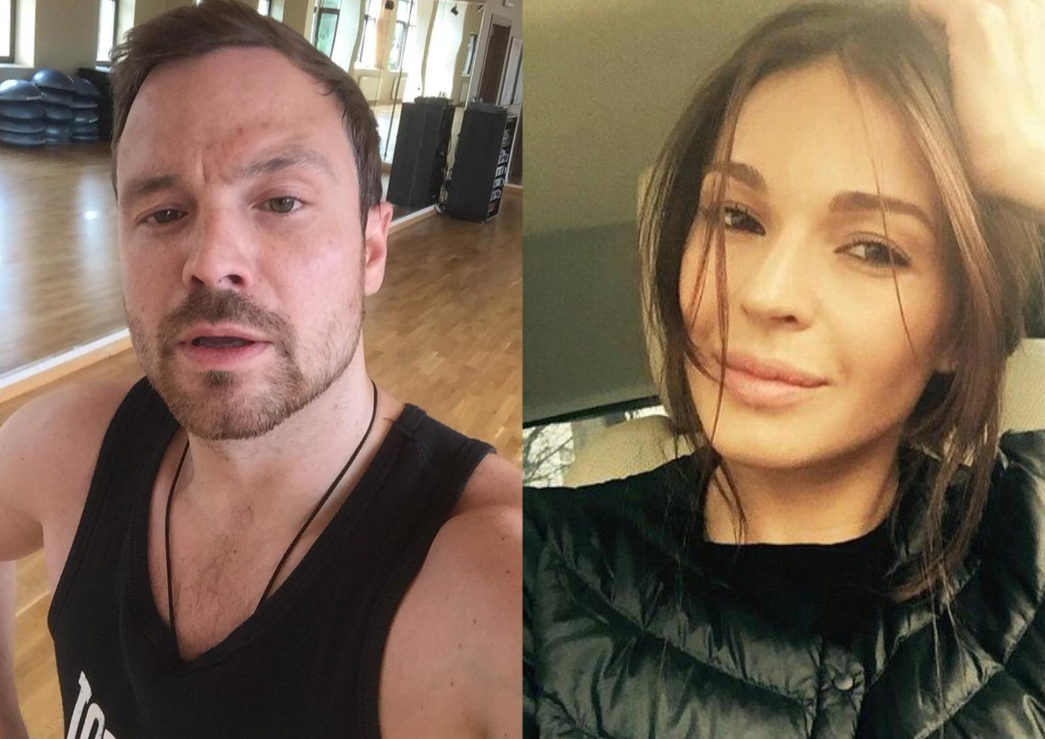 Алексей Чадов и Агния Дитковските воссоединились ради сына