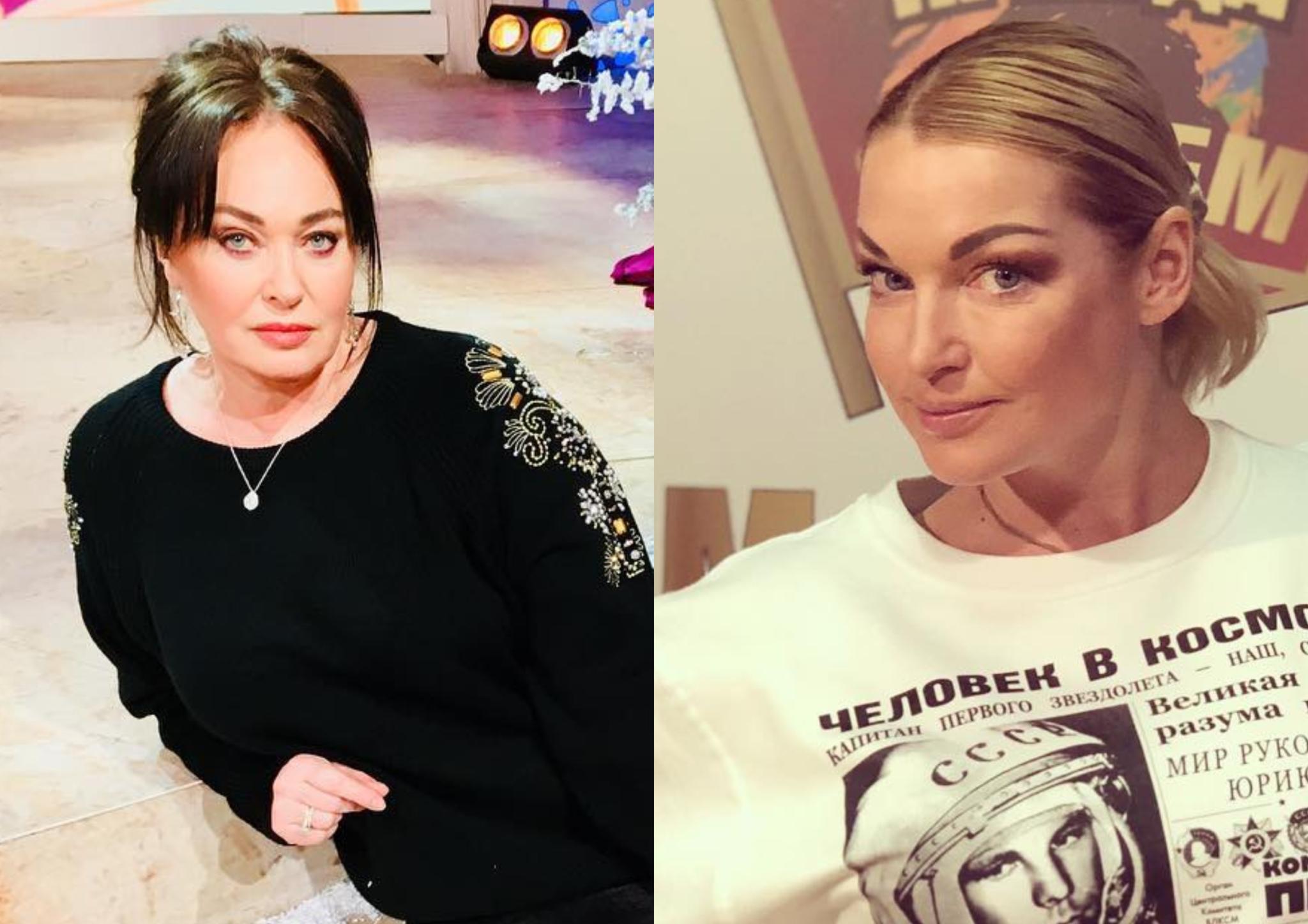 Лариса Гузеева раскритиковала откровенный наряд Анастасии Волочковой