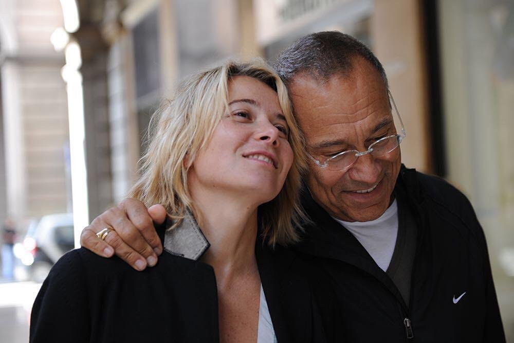 Юлия Высоцкая показала романтичное фото с Андреем Кончаловским