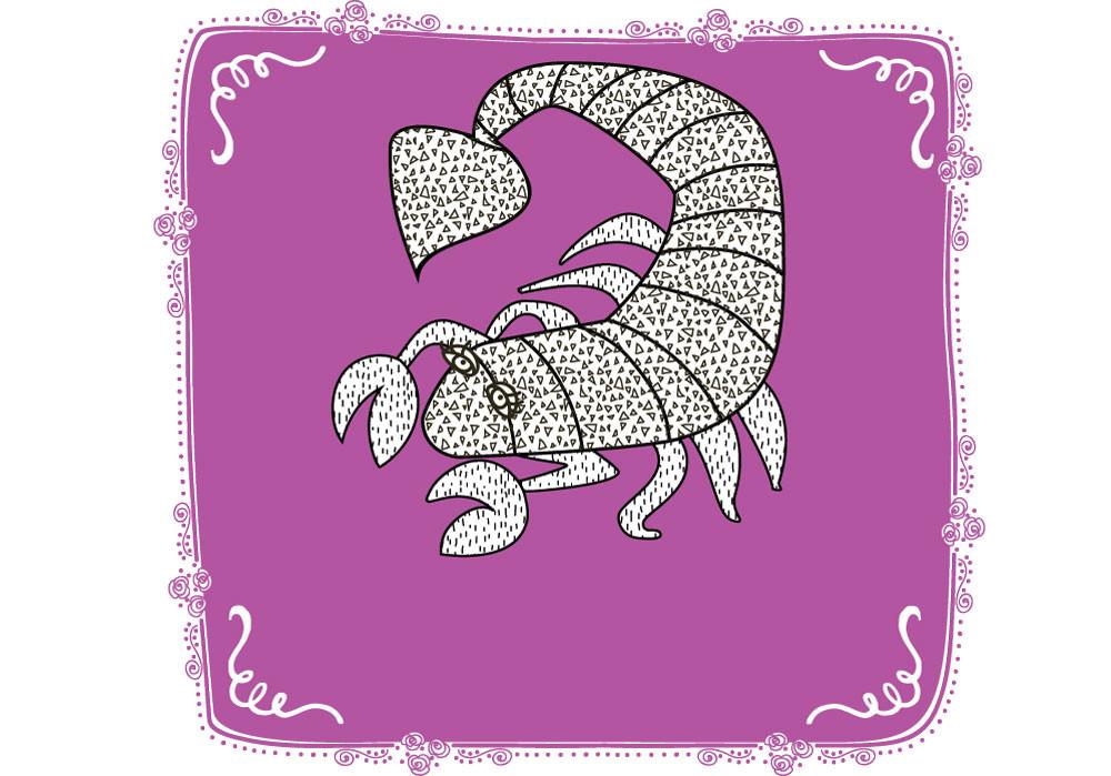 Скорпион: гороскоп на 2018 год