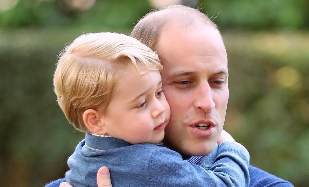 Принц Уильям рассказал, кого Джордж сыграл в рождественском спектакле