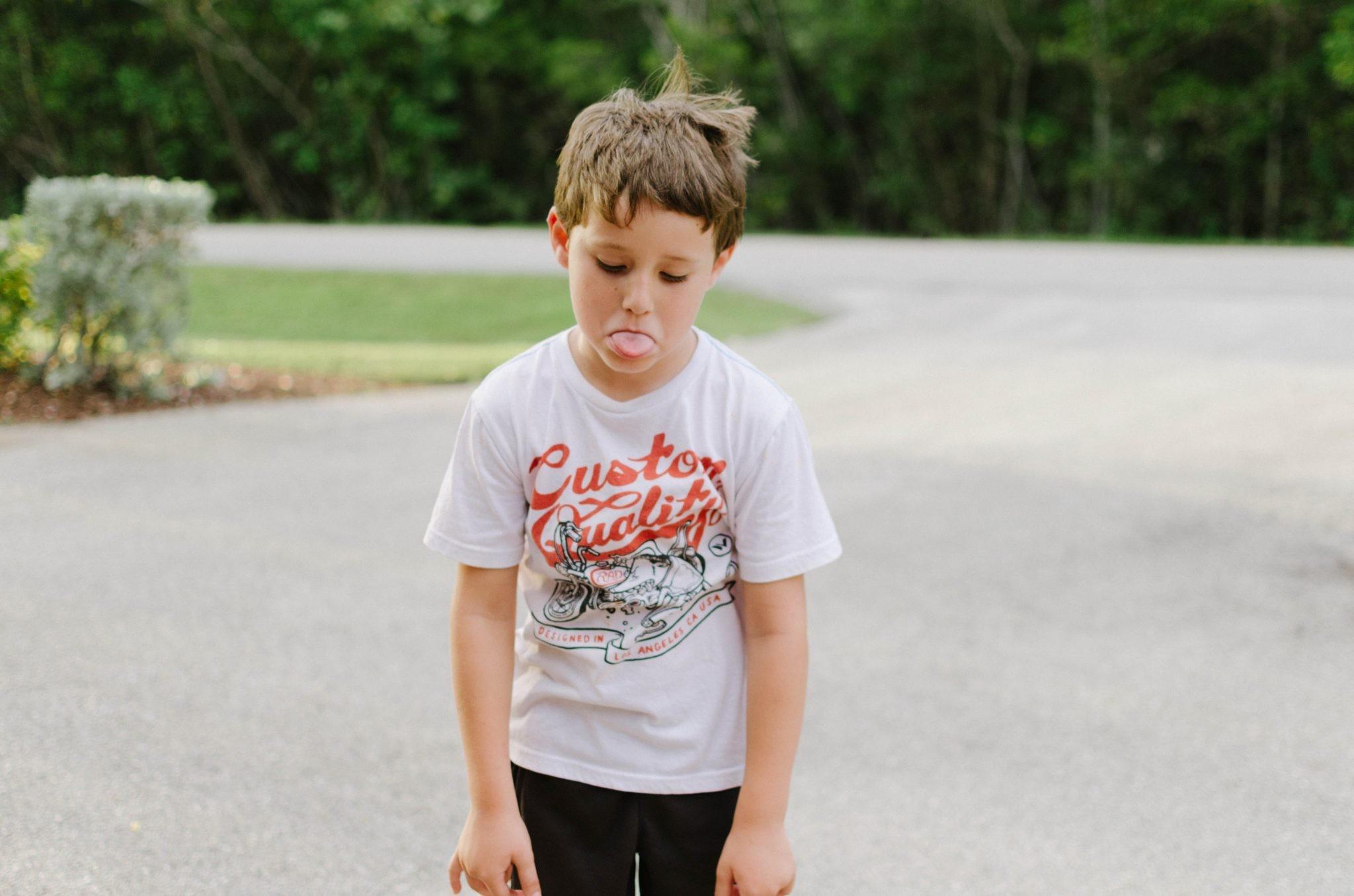 Если ребенок истерит: ищем причины в себе