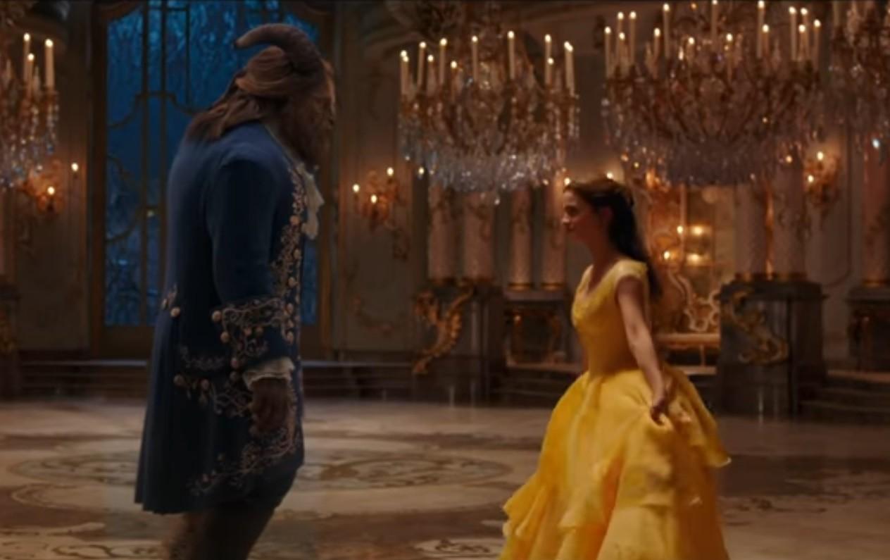 В финальном трейлере мюзикла «Красавица и чудовище» танцует Эмма Уотсон