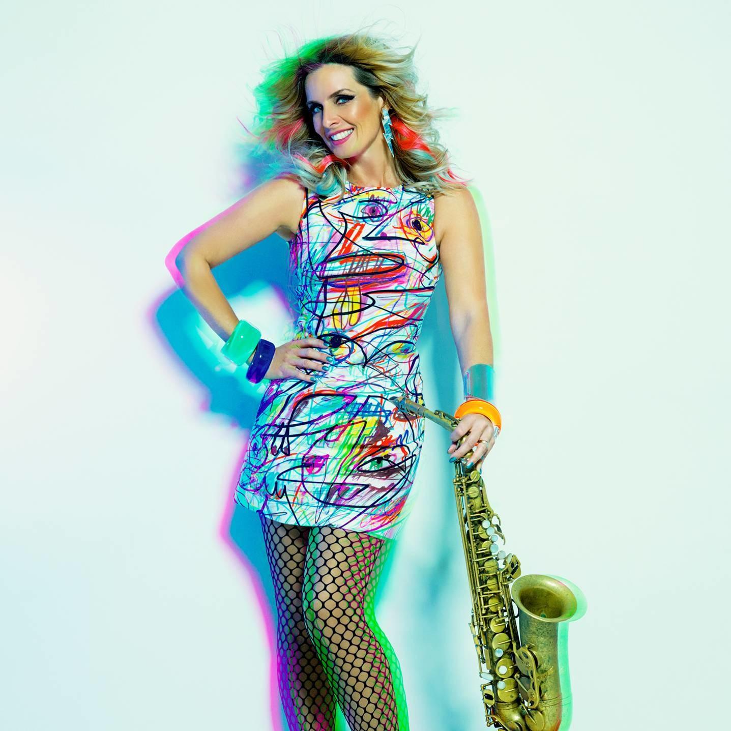 Самая популярная саксофонистка мира Кэнди Далфер выступит в Москве