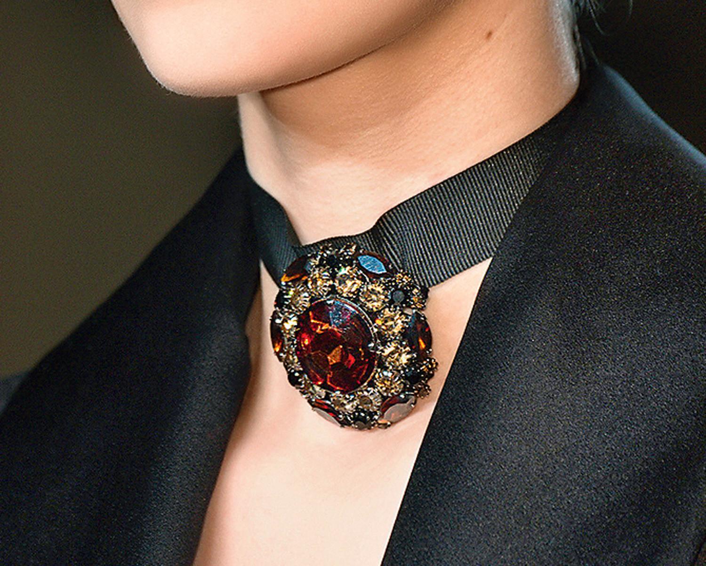 Как сделать ожерелье чокер: мастер-класс