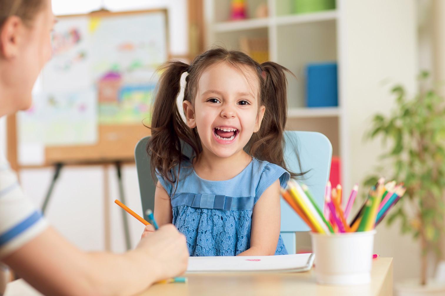 Как узнать, пора в детский сад или еще подождать