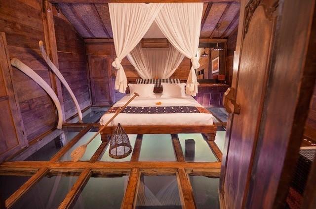Топ-7 самых романтичных отелей в мире