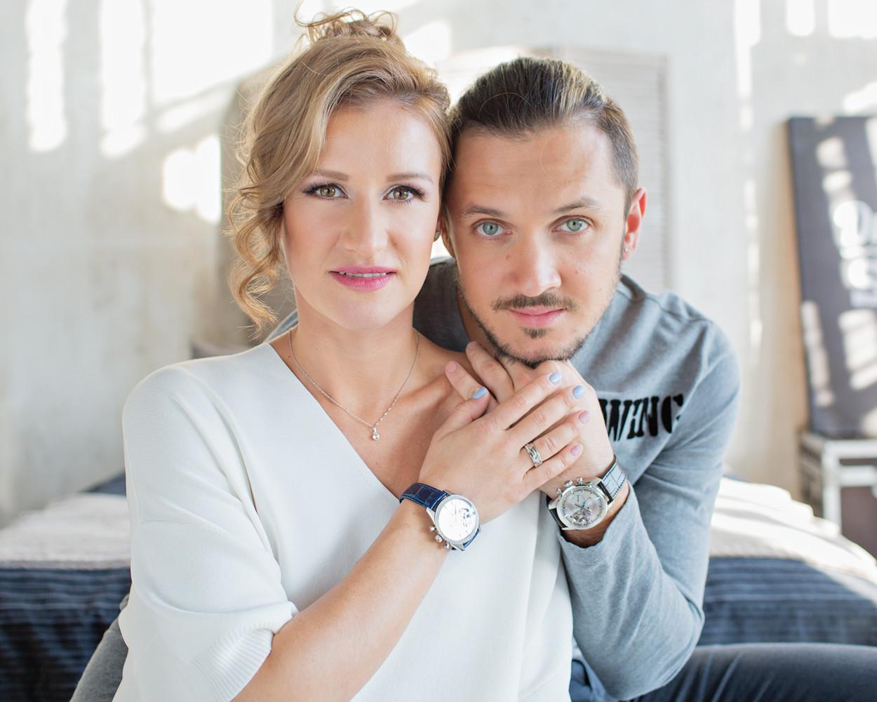 Татьяна Волосожар и Максим Траньков: «Возможно, вскоре нас будет пятеро»