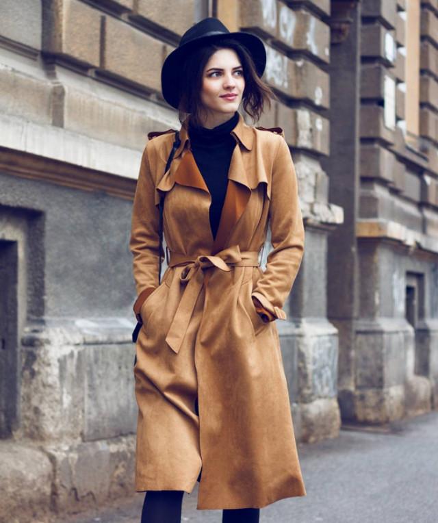 Топ-30 модных весенних пальто: от кейпа до бушлата