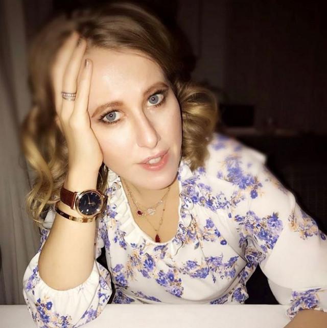 Ксения Собчак тепло поздравила Максима Виторгана с годовщиной свадьбы