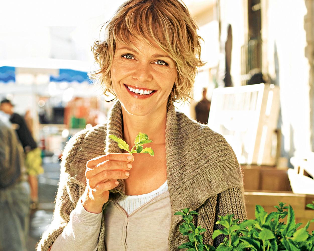Худеем с умом: вкусные рецепты с душистыми травами
