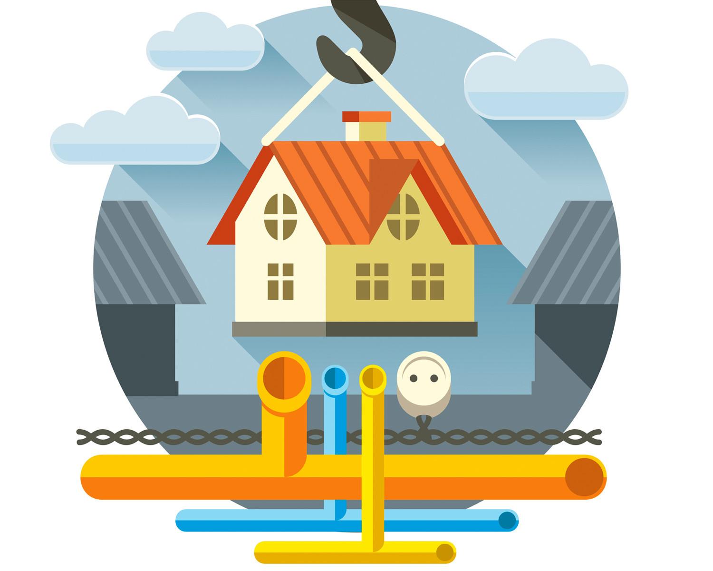Капитальный ремонт жилых домов: за что мы платим