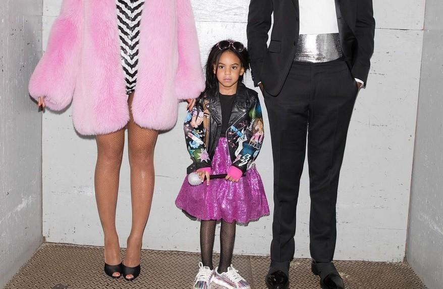 5-летняя дочь Бейонсе запускает свою линию одежды