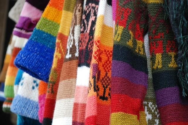 Что можно сделать из старого свитера: креативный мастер-класс
