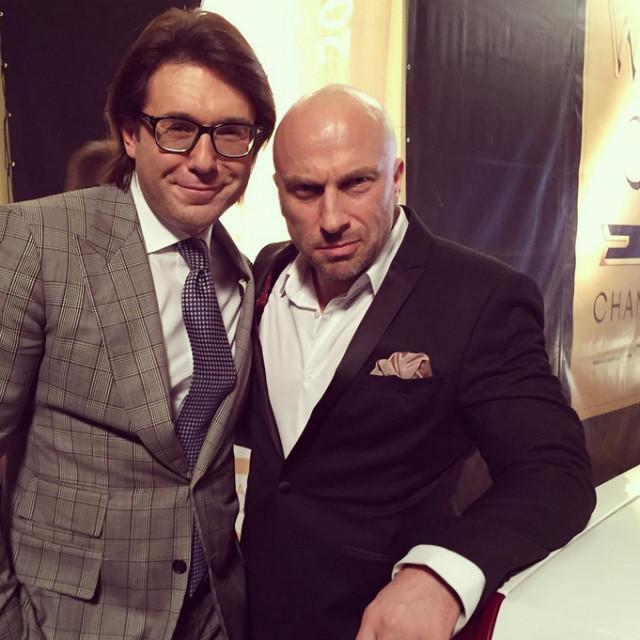 Андрей Малахов станет звездой фильма «Кухня. Последняя битва»