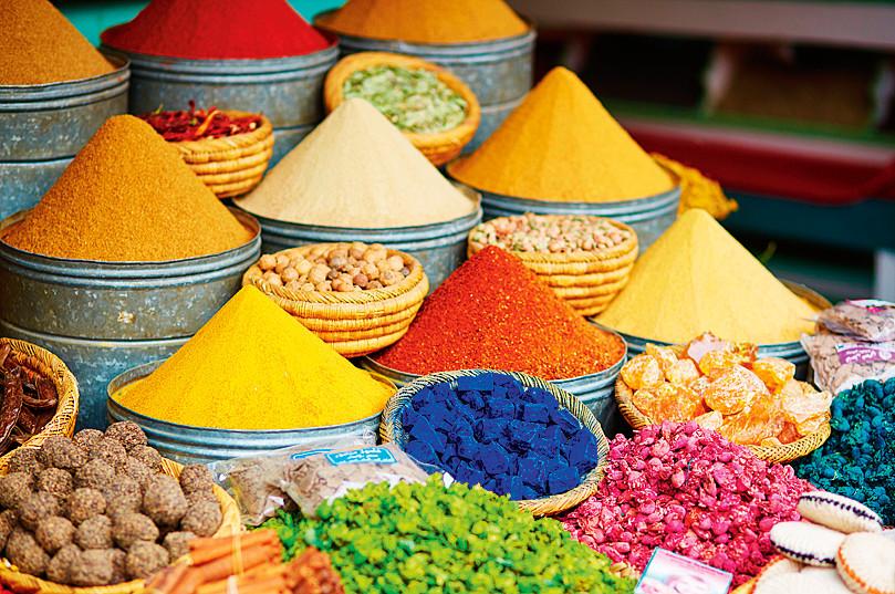 Маршруты для путешествий: Марокко