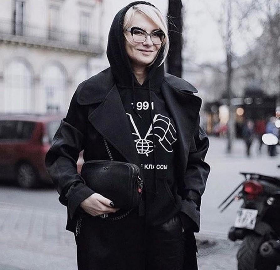 Тайна раскрыта: Эвелина Хромченко призналась, почему одевается в черное