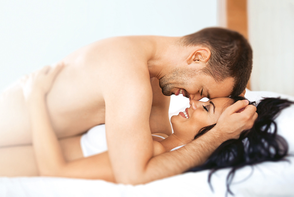 Во время секса резко