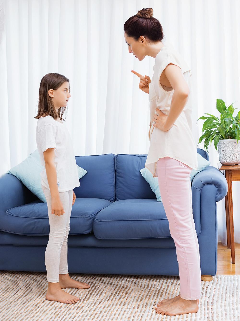 Неправильные установки: 7 ошибок родителей